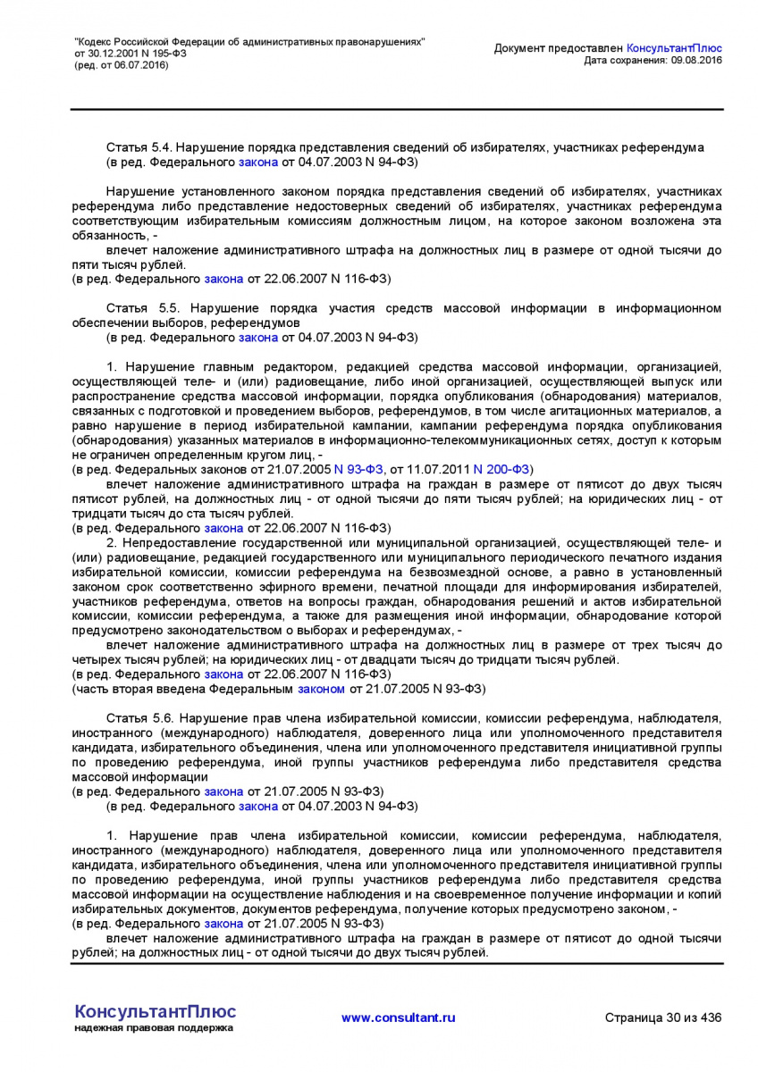 Kodeks-Rossijskoj-Federacii-ob-administrativnyh-pravonarushe-030