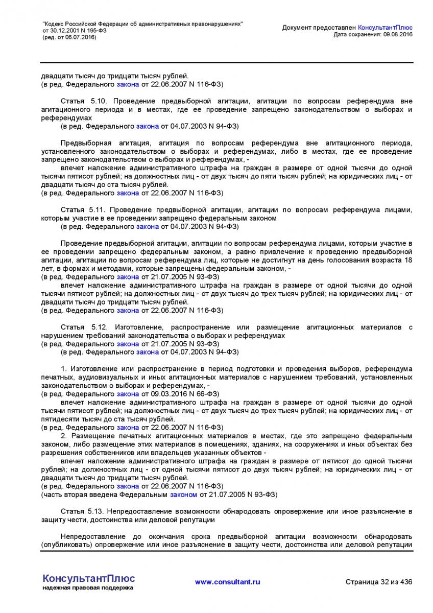 Kodeks-Rossijskoj-Federacii-ob-administrativnyh-pravonarushe-032