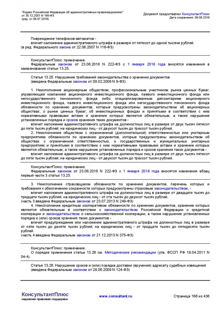 Kodeks-Rossijskoj-Federacii-ob-administrativnyh-pravonarushe-166