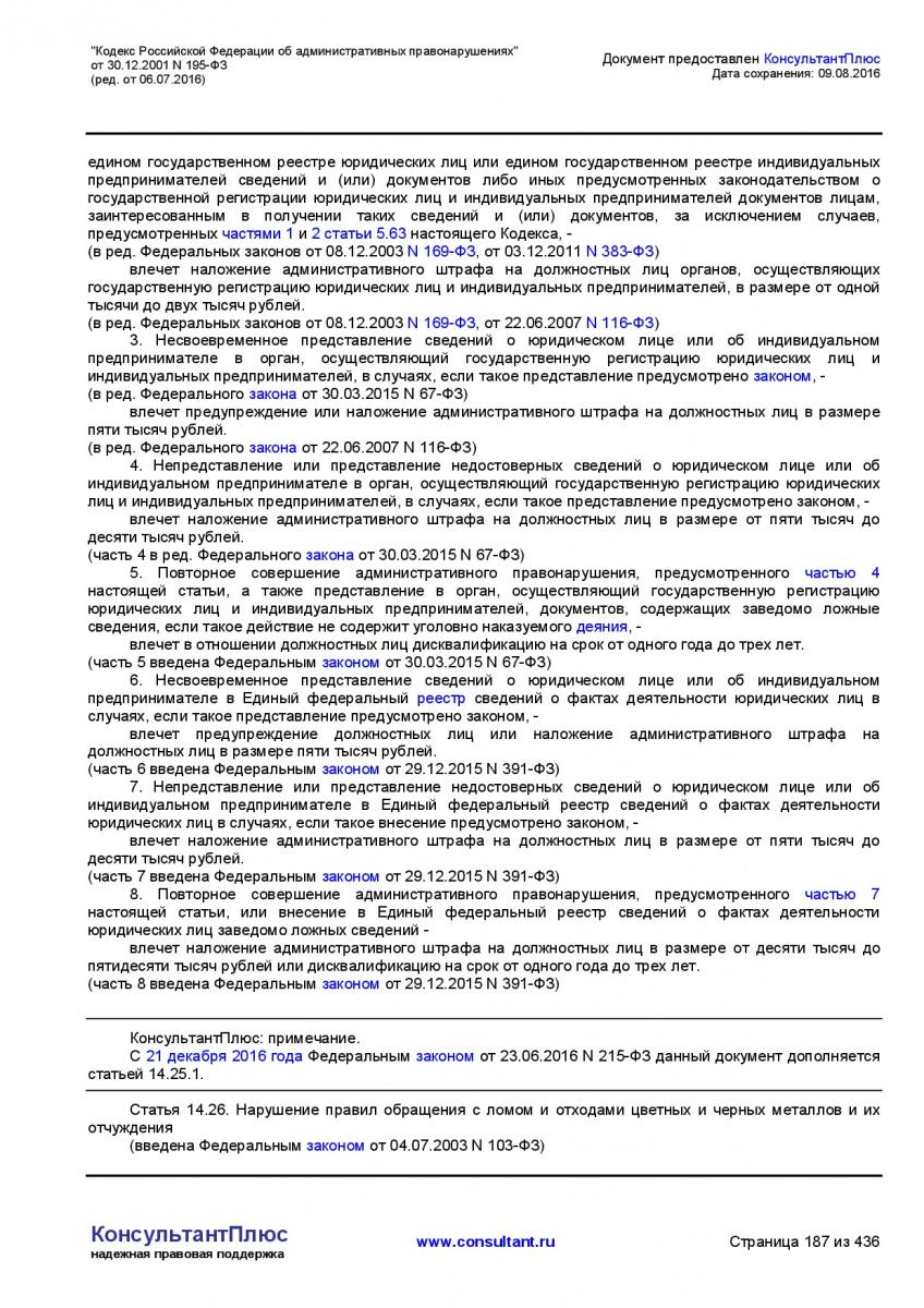 Kodeks-Rossijskoj-Federacii-ob-administrativnyh-pravonarushe-187